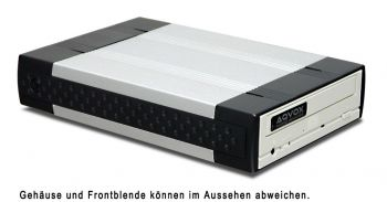 AQVOX CD-Laufwerk HighEnd CD-Ripper / CD-Brenner  CD only USB