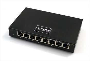 AQ-SWITCH V1 audiophiler High-End Netzwerk-Switch LAN Isolator