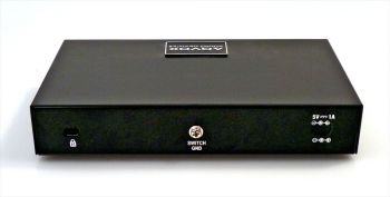 AQ-SWITCH SE  Audiophile High-End Network Switch audio LAN isola