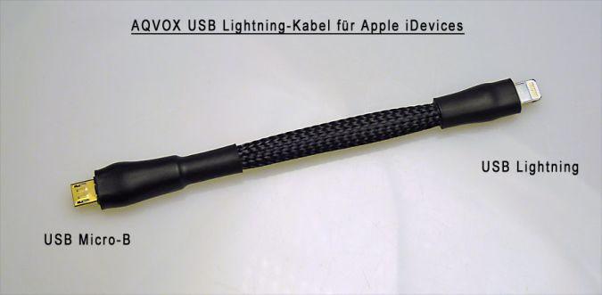 Lighning USB-Kabel